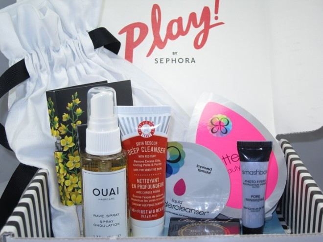 Sephora-Play-July-2016-Box