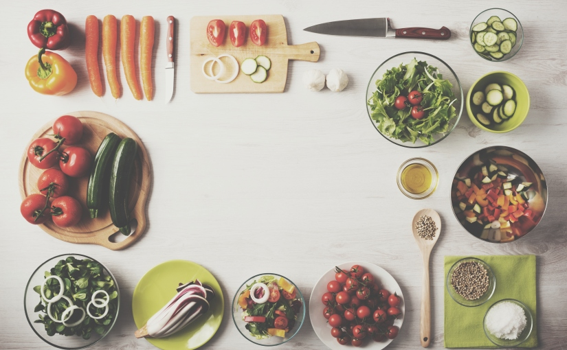 6 Ways Push Yourself to Eat Healthy and ExerciseRegularly
