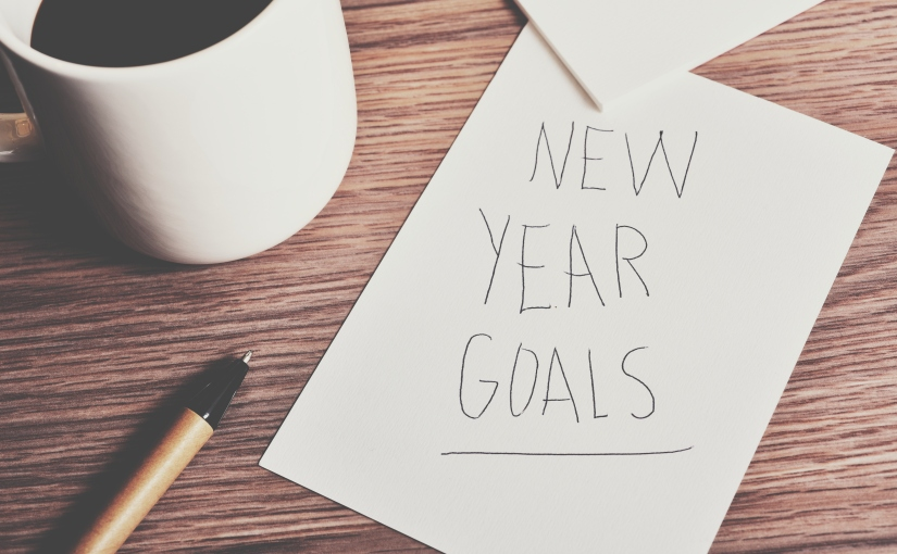 New Year's Resolution: Dream Big, Set Goals, Take Action!