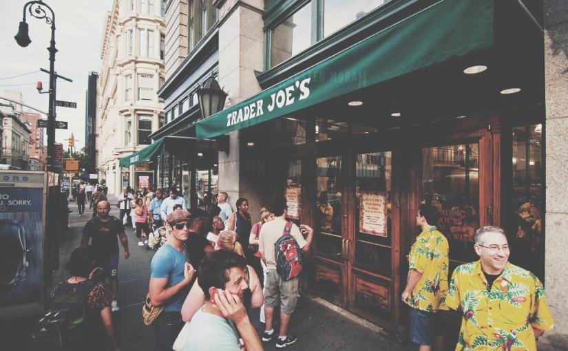 6 Reasons to Shop at TraderJoe's